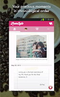 Screenshot of LoveByte - for Couples in Love