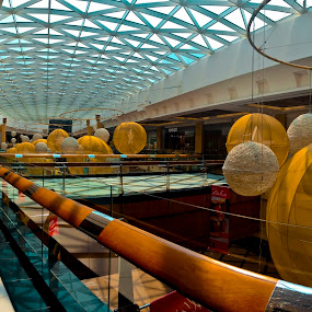 Central Square by João Ferreira - Buildings & Architecture Other Interior ( mall abu dhabi )