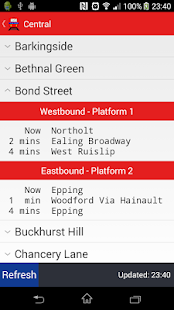 Download London Transport Live APK for Android