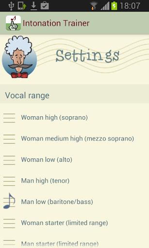 Vocal Trainer - Sing Better - screenshot