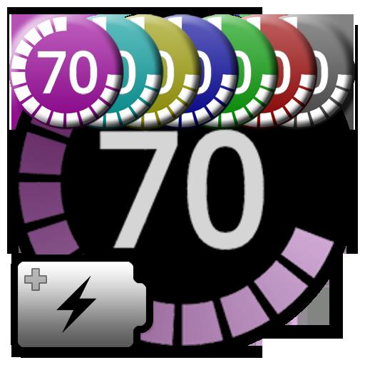 Battery Widget Icon Pack 2 工具 App LOGO-APP試玩