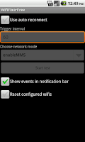 Screenshot of WifiFixerFree