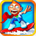 Skiing Fred APK for Nokia