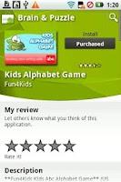 Screenshot of Best Games For 3yo