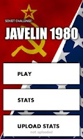 Screenshot of Soviet Challenge: Javelin 1980