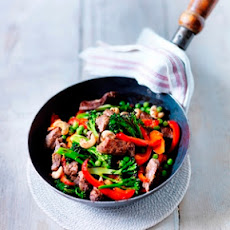 New Zealand Lamb Stir-Fry