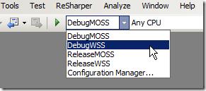 Build Configurations