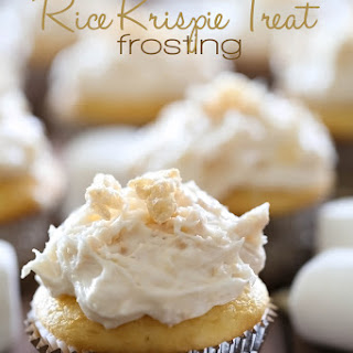 Frosted Rice Krispie Treats Recipes