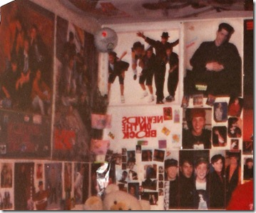 NKOTB room