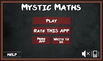 Screenshot of Brainy Mystic Maths Block Game