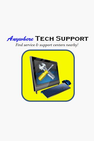Anywhere Tech Support