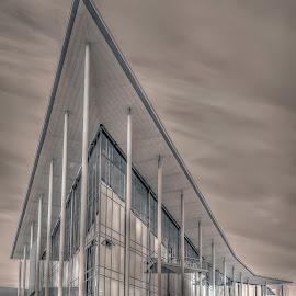 Sweden television house in Gothenburg by Peter Björklund - Buildings & Architecture Architectural Detail