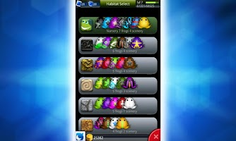 Screenshot of Pocket Frogs