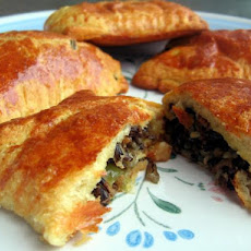 Cajun Crescent Turnovers