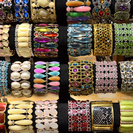 Eye Candy by Ed Hanson - Artistic Objects Jewelry ( bracelets, colors, jewelry )