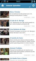 Screenshot of Chaves Episodios