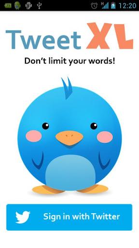 TweetXL