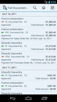 Screenshot of Trade Accounting