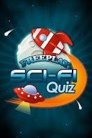 Screenshot of FreePlay Sci-Fi Quiz