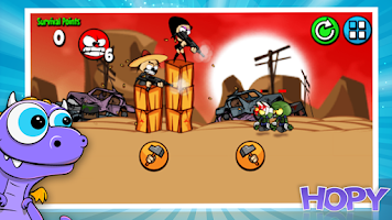 Screenshot of Hopy - Free Games
