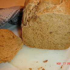 Sweet Oatmeal Bread (Abm, Bread Machine)