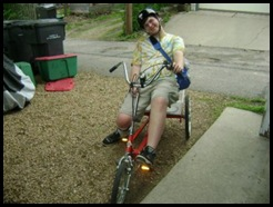 Hendrix' bike