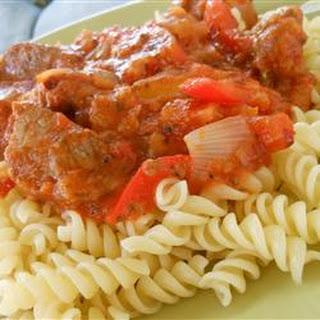 Swiss Steak Egg Noodles Recipes