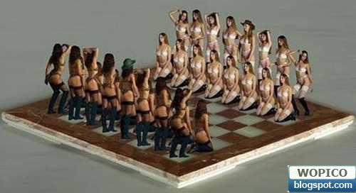 Sexy Chess