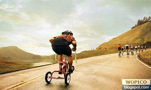 Wrong Bike