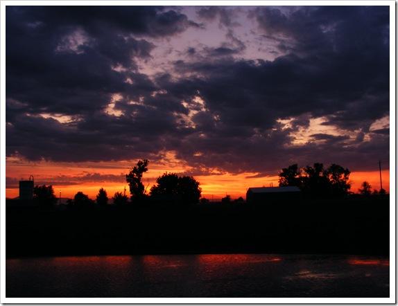 Farm Sunrise 1