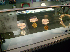Paralympic medals