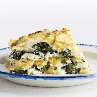 Spinach And Leek Lasagna Recipes