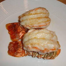 Butterflied Lobster Tails