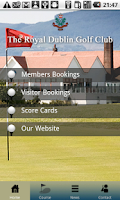 Screenshot of The Royal Dublin Golf Club