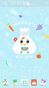[AlarmMonXAtom] Henny'sKitchen - screenshot