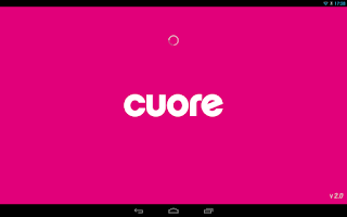 Screenshot of Cuore