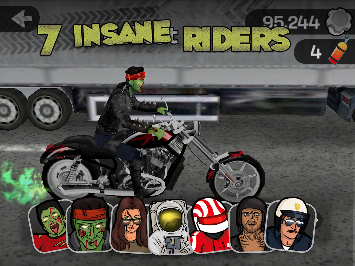 Highway Rider Screenshot 6