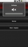 Screenshot of Sound Protector