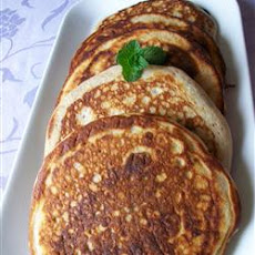 Tasty Buckwheat Pancakes