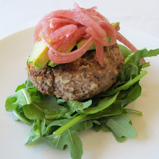 Delicious and Moist Turkey Burger