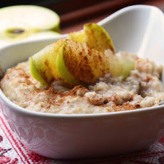 The creamiest Oatmeal ever
