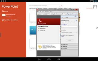 Screenshot of VMware Horizon Client