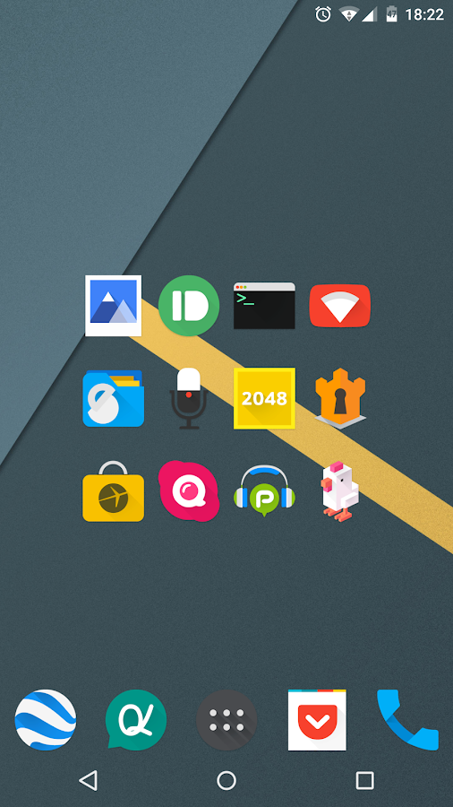 Iride UI - Icon Pack Screenshot 2