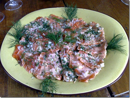 Salmon Marinated 020720081453