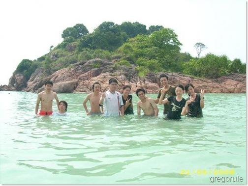 In Pulau Redang