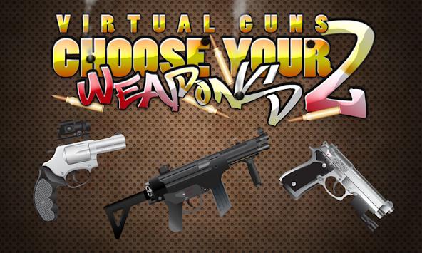 Virtual Guns 2 - Mobile Weapon apk screenshot