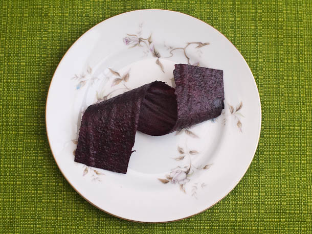 The Crisper Whisperer: How to Make Fruit Leather