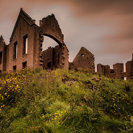 Slains Castle by Marek Kargier - Landscapes Travel