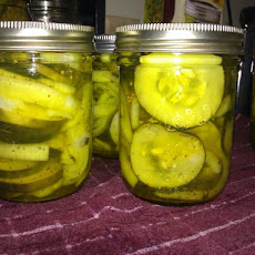 Grandma Elsie's Bread and Butter Pickles