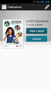 LEGO® Education DE - screenshot